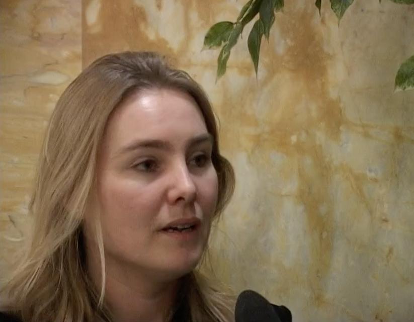 De Leidse wethouder Melanie Schultz van Haegen.