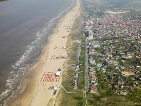 Regio betrekken bij ontwikkeling badplaats Noordwijk