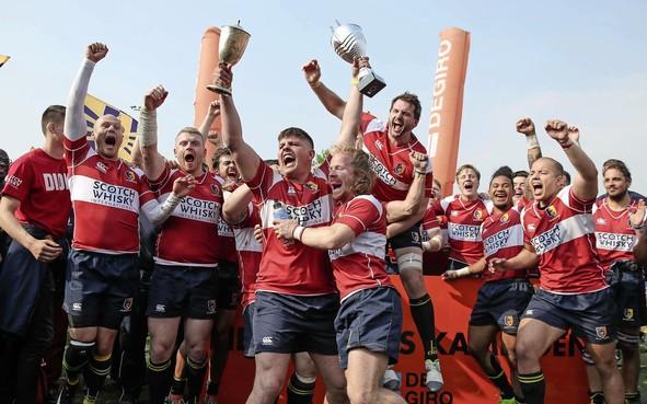 Bondscoach Zane Gardiner geeft zes DIOK-rugbyers een basisplek