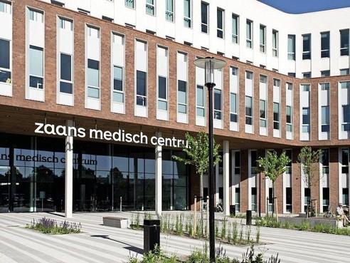 Ziekenhuizen halen met een 7,4 een hoger rapportcijfer, maar Zaans Medisch Centrum scoort een 5