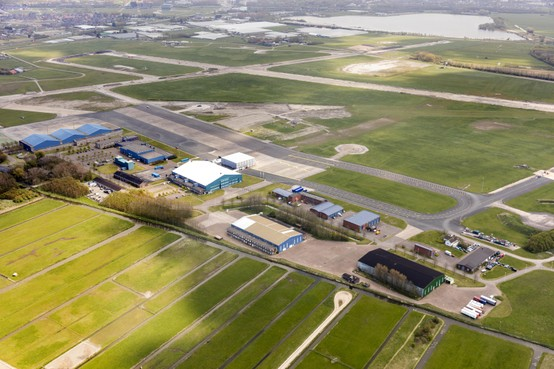 Minister: snel groen licht voor woningbouw op voormalig vliegkamp Valkenburg