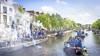 Met een vrolijke rondvaart kan ZZ Leiden alsnog z'n landstitel met de fans vieren [video]