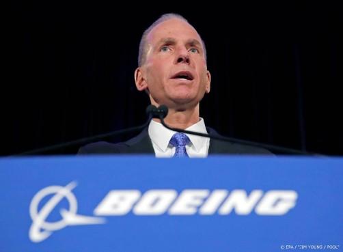 Kamer wil Boeing-topman spreken over vliegcrash Turkish Airlines