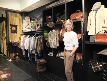 Shoppen: kledingwinkel-eigenaresse Antoinette Daalderop is altijd bezig met het mysterie van kleding