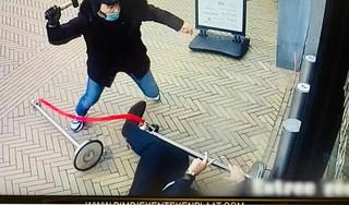 Politie houdt derde verdachte aan voor overval op juwelier Kleen in Katwijk