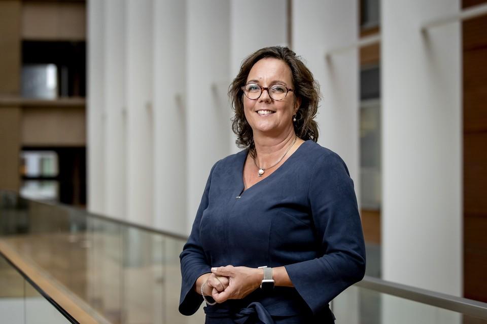 Minister Tamara van Ark van Medische Zorg.