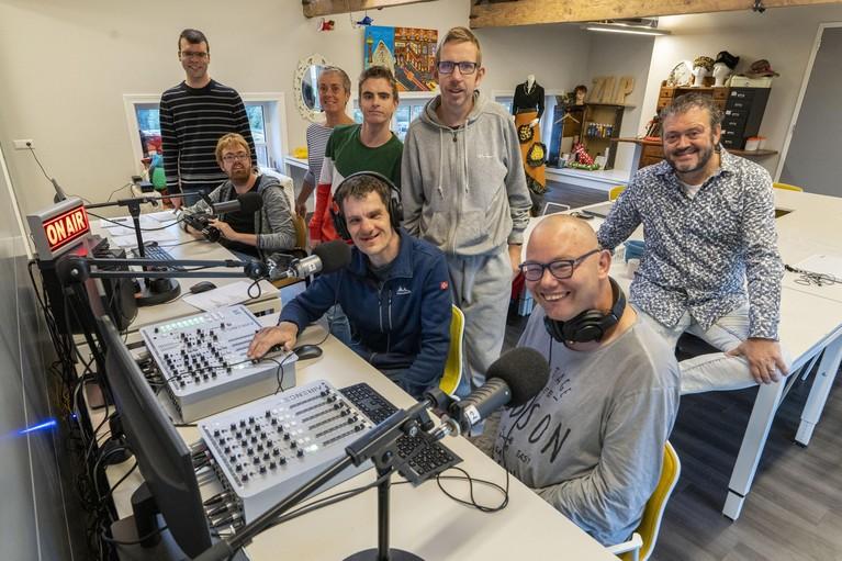 Radio Gemiva krijgt navolging bij andere zorgaanbieders: 'Kijk naar Jacco, nu is hij meesterinterviewer' [video]