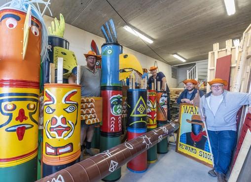 Niets is te gek bij Najaarsfeesten Katwijk aan den Rijn: 'Mensen offeren hier hun vakantie voor op'