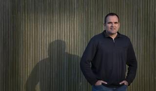Doelman Arjan van Heusden zat bij Port Vale met Robbie Williams in de kleedkamer: 'Hij kon beter zingen dan voetballen'