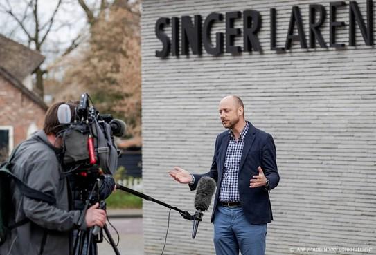 Oproep om beelden inbraak Singer Laren in Opsporing Verzocht