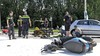 Scooterrijder en passagier gewond bij aanrijding met auto in Noordwijkerhout