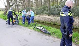 Voorbijgangers redden oude man uit het water in Noordwijk