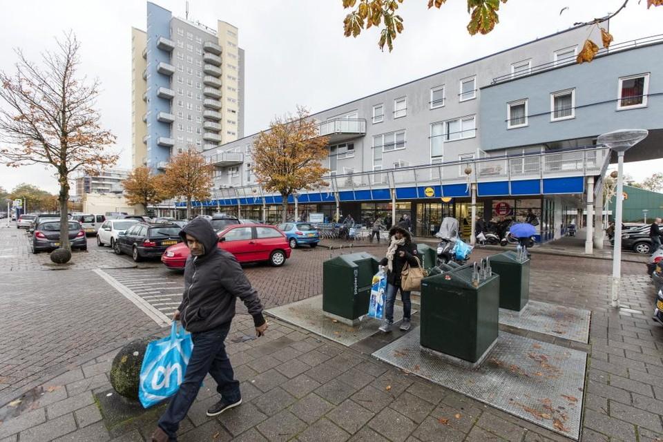 Winkelcentrum De Kopermolen.