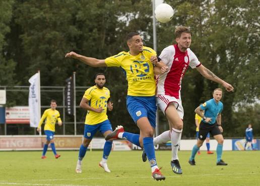 Onnodig verlies voor FC Lisse