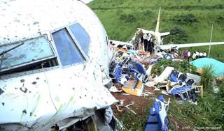 Vliegramp India 'lijkt fout van de piloot'