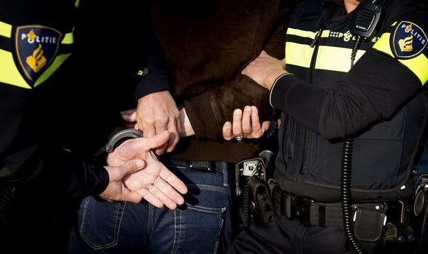 Autokraker opgepakt in Oegstgeest