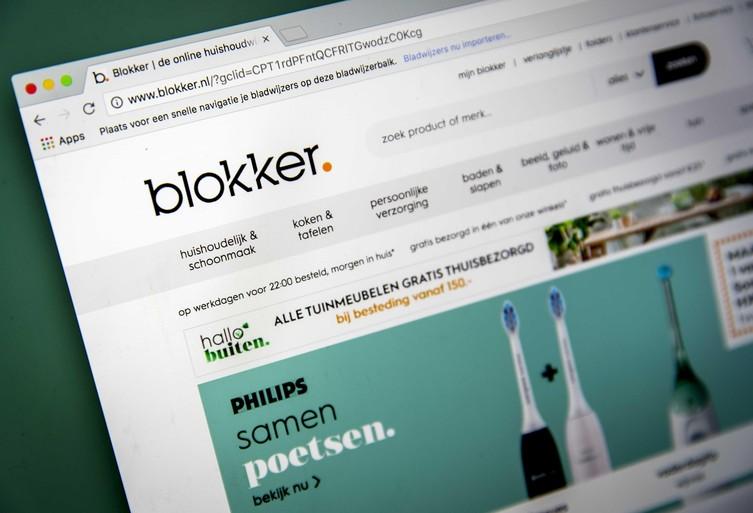 Megaverlies voor winkelconcern Blokker