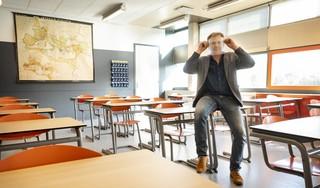 Mondkapjesplicht middelbare scholen vanaf maandag: 'Hopelijk kunnen we zo openblijven, de komende tijd'
