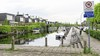 Zwemmers in de Hofvliet in Voorschoten riskeren een boete van 140 euro: 'We zijn zelf ook niet blij met het zwemverbod'
