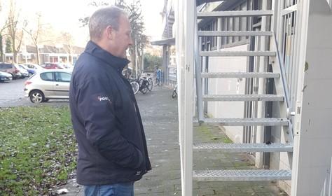 Wijkbeheerder Marco Flanderhijn over vuilnis op straat in Slaaghwijk: 'Het is ver-schrik-ke-lijk, en het gaat maar door!'