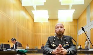 Marco Kroon: operatie aan hand als gevolg van arrestatie
