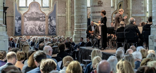 Recensie: de laatste Matthäus Passion is Bach waardig