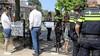 Buitenschoolse opvang in Voorhout ontruimd vanwege brand in de bloembakken