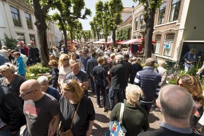 Markt onder de Linden in Noordwijk gaat niet door