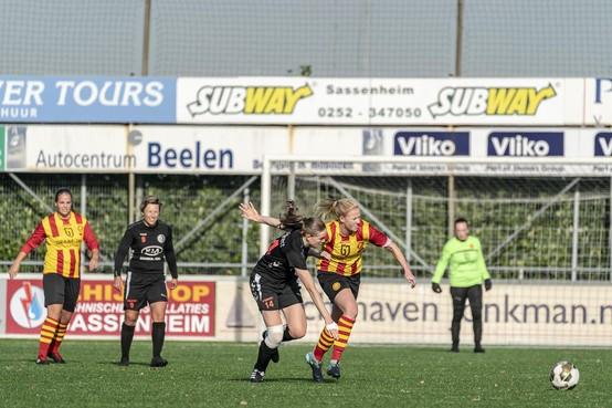 Vrouwen Ter Leede zakken verder weg na pijnlijke nederlaag bij RVVH