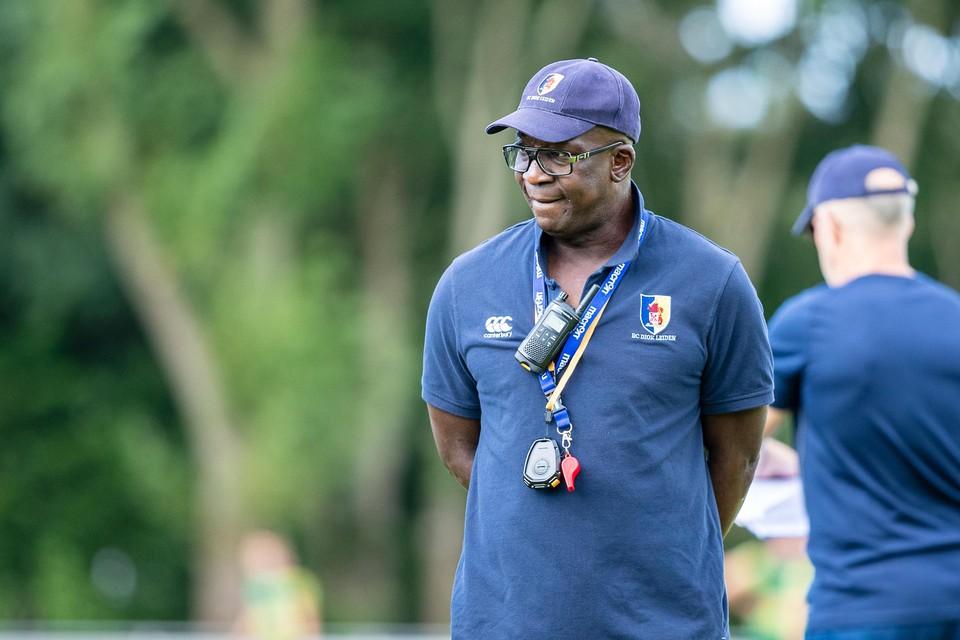 Andy Egonu bezorgde DIOK in 2019 na twintig jaar de landstitel.