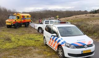 Wielrenner gereanimeerd bij valpartij in duinen Noordwijk