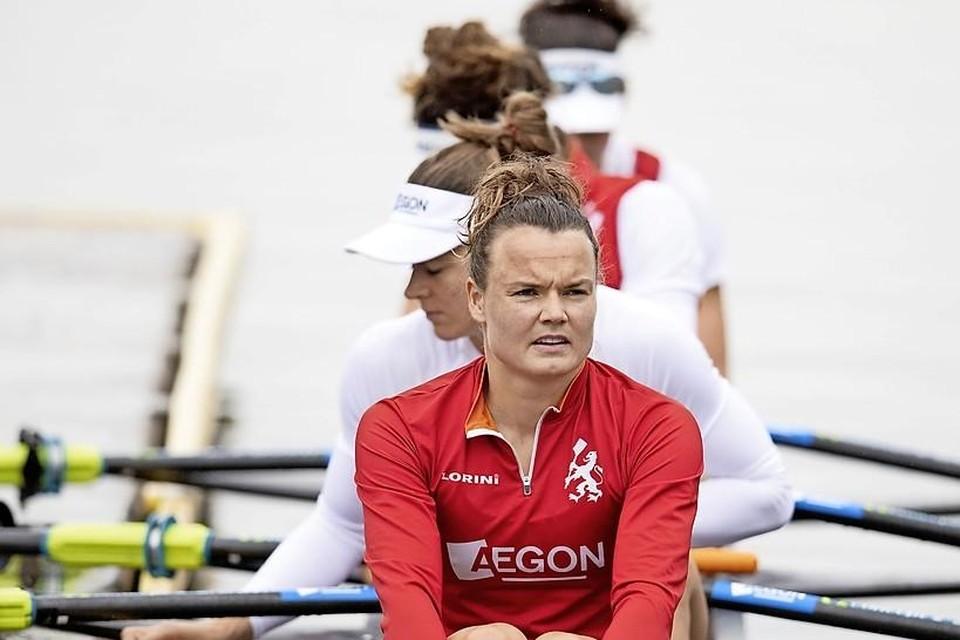 Nicole Beukers.