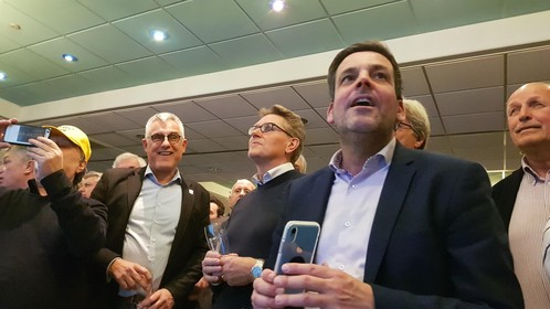 NZLokaal grootste partij bij verkiezingen in Noordwijk