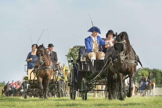 Stompwijkse Paardendagen zijn volgende week toe aan honderdtiende aflevering