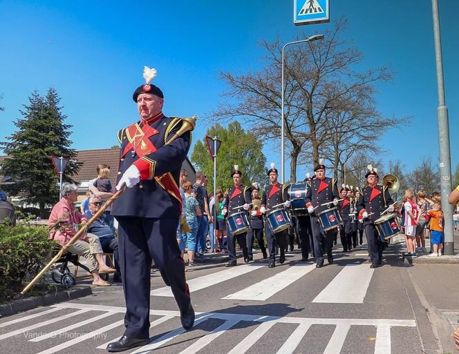 Hoogbejaarde St. Cecilia nog springlevend: Voorhoutse muziekvereniging viert honderdjarig jubileum [video]