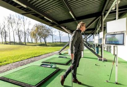 In Noordwijk kun je golfen op de baan van St Andrews [video]