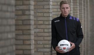 VVSB-aanwinst Lars Rauws wordt liever geen pitbull genoemd: 'Noem me maar harde werker of een bijtertje'