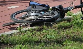 Fietsster gewond aan hoofd bij ongeval in Katwijk