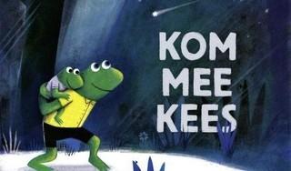 'Kom mee Kees' van Loes Riphagen is niet alleen grappig, maar ook lief en vrolijk   Boekrecensie