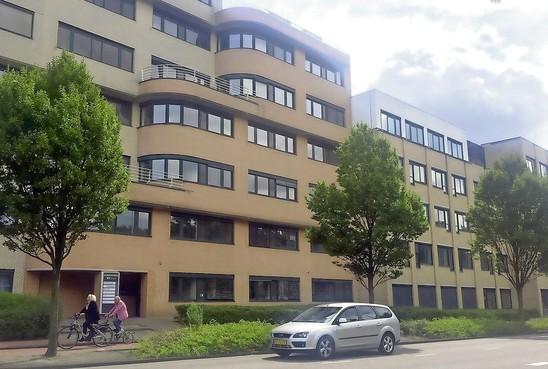 Kantoorpand aan Schipholweg mag studentencomplex worden