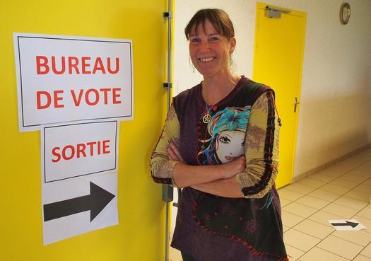 Nieuwkoopse Mélanie Deijn gekozen in een Franse gemeenteraad. 'Als ik het niet doe, sterft het dorp langzaam uit'