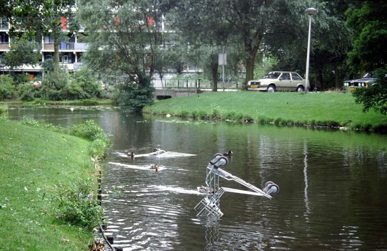 Groeten uit de Slaaghwijk: De mythe van de goudkust in de polder