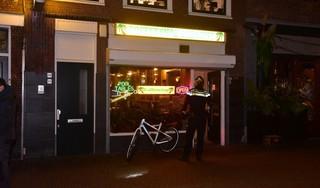 Coffeeshop overvallen in Leiden; politie zoekt dader