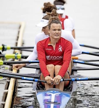 Olympische roeiers uit Leiden vol goede moed naar Tokio 2021