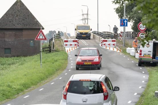 Pleidooi Oud Ade: 'Houd Leidseweg open voor fietsers'