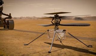 Eerste drone op Mars probeert in de lente te vliegen [video]