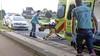 'Beschonken' fietser komt hard ten val in Voorhout en raakt gewond