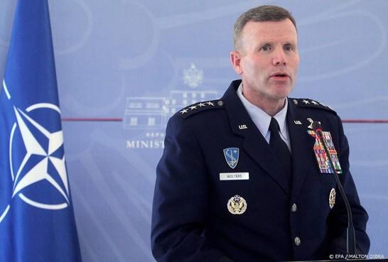 Wolters nieuwe NAVO-commandant Europa