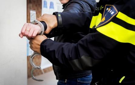 Automobilist aangehouden in Leiden voor gevaarlijk rijgedrag, zes keer te veel alcohol in zijn bloed