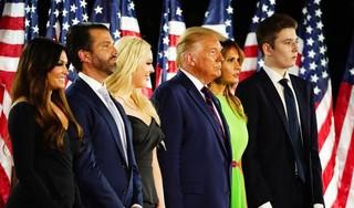 'Geheime dienst beschermt kinderen Trump nog zes maanden'